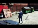 Повреждение машины, GTA V (5)