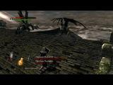 Dark Souls: дрючим горгулек на 15ом лвле