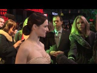 "Rachel weisz - ""oz great and powerful"" european premiere (london, england/uk), february 28, 2013"