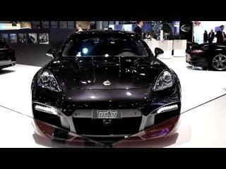 Женева автошоу ABT, TechArt, Hamann and Carlsson cars.mp4