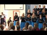 Юбилейное выступление хора Кредо (26 мая 2012 года)