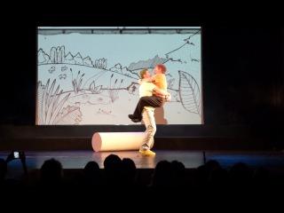 Танцы в Теремке 9: Лиса и Колобок