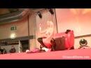 Стриптиз шоу 18+ - Пак 14, видео 38 ( Sexy slut gets down and dirty on the stage )