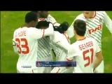 Чемпионат России 2012-2013 - Локомотив - Краснодар 3-2 Гол Виктора Обинна