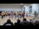 Открытый урок танец№3 джемп