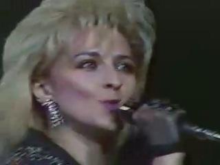 Татьяна Овсиенко и группа Мираж-Новый герой. 1989 г.