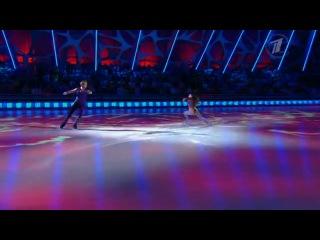 Фиона Залдуа и Дмитрий Суханов. Индивидуальные соревнования 26.01.2014