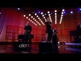 Дельта и Майкл Болтон с дуэтом ''Ain't No Mountain High Enough'' на ток-шоу ''Эллен'' (23.05