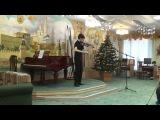 Георг Филипп Телеман - Фантазия номер 1 B-dur для скрипки соло, 1 и 2 части