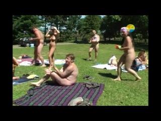 Naturist Freedov : Merry Pool -2  ( Весёлый бассейн )  Нудисты в бассейне