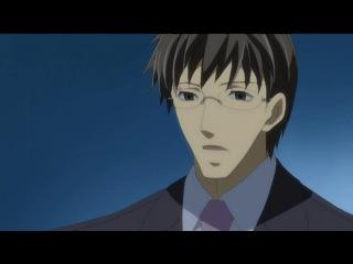 Чистая романтика 2 сезон 9 серия DVD-версия (русские субтитры) Junjou Romantica