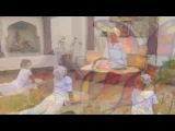 Снатам Каур обучает детей Кундалини-Йоге