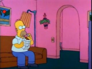 Гомер живий