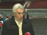 В спорткомплексе «Дизель-Арена» готовятся к встрече олимпийского огня.