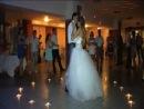 Концовка свадьбы с обрядом снятия фаты