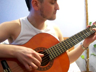 Stairway to heaven (guitar salsa cover)