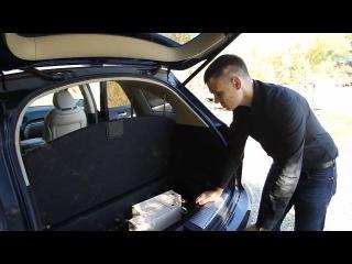 Автомобиль Acura MDX (Акура МДХ). Видео тест-драйв