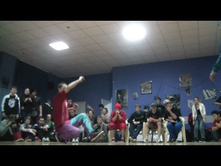 Battle Skills vol.2 - Bboy Gir'ka & Bboy Fanik  VS хз...)