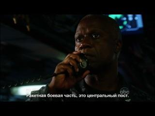 Отчаянные меры Крайние меры Last Resort 1 сезон 9 серия RUS SUB HD 720