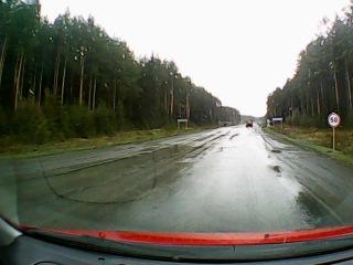 Через 30 минут 15.05.13 после дождя СвердловскАвтоДор все сидят и курят. Ждут дождя...