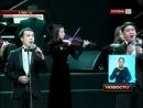 Необычное дефиле оркестра с элементами хореографии устроили на гала-концерте Национальной консерватории в Алматы