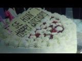 140412 EXO Hello 1部 sehun Happy Birthday