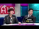 라디오스타 「허우대 - 전현무, 정경호, 존박」 - Radio Star [ Jun Hyun Mu, Jung Kyung Ho, John Park]