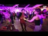 Juan Matos & Dotty. Social Salsa @ Step In Dance 3