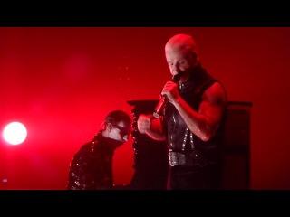 Rammstein — Mein Herz brennt — Barcelona, Palau Sant Jordi (14.04.2013)