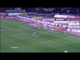 Антонио Конте заводит болельщиков Ювентуса в матче с Болоньей