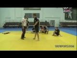 Всем смотреть! Лучший вольный борец: Бувайсар Сайтиев, дал мастер класс бойцам ММА