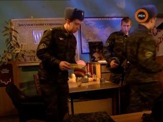 солдаты 3 сезон 15 серия
