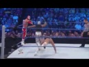Sin Cara and Rey Mysterio vs. Cody Rhodes and The Miz - WWE SmackDown_ September 7, 2012