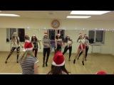 Santa Baby/Shine Heels/ТК Шаг вперед