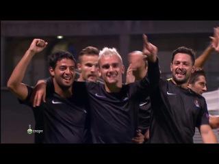 Лион 0-1 Реал Сосьедад. Прекрасный гол Грьезманна
