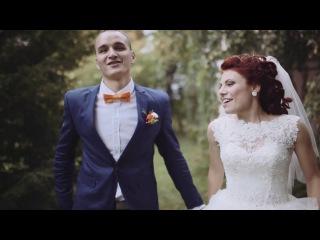 Александр и Нина )Оранжевое настроение;)