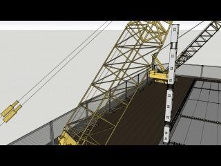 Строительство зданий по технологии сборного каркаса 3