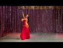 Лилия Фурат.EASTWEST International Dance Festival 2013, г. Москва, 1 место. Постановка А.Рябошапко