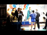 KERIMOV «ЧЕРНЫЙ ВОЛК» SADIG AZERBAYCAN Награждение Чемпионов и Призёров Мира до 74,кг.
