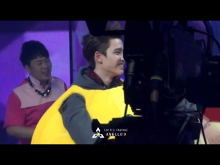 130604 Happy Camp D.O. chick ppyakppyak [ avell do ]