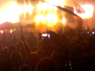 Rammstein Du hast Самара Рок над Волгой 2013