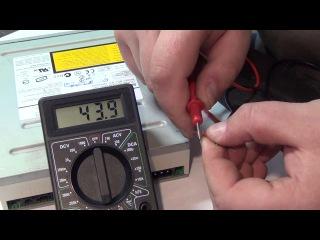Texremont | Как пользоваться тестером. Как пользоваться мультиметром - 31|XXX
