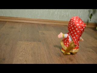 Маша повторюшка!!! Лучшая игрушку для маленькой девочки!
