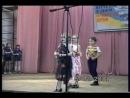 А-1352,(в/ч 61798)Джимми,танцуют самые маленькие артисты,2001г.(архив)