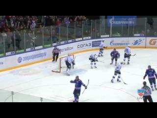 Обзор матча СКА - Динамо М 2 - 1 5-й матч 30.03.13 г.