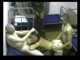 Оргия солдатов