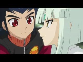 Карточные бои «Авангарда» / Cardfight!! Vanguard: Asia Circuit Hen - 2 сезон 34 серия (Озвучка) [ArmorDRX]
