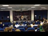Gunay Ahmedova - The climb In Moscow