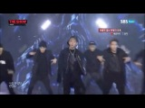 STAGE | 140408 | SPEED - Look At Me Now | MTV The Show