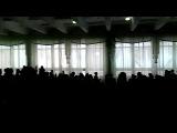 Учителя: Константин Борисович, Татьяна Александровна, Анна Вячеславовна. Школьная Минута славы